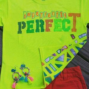Handprint t shirt